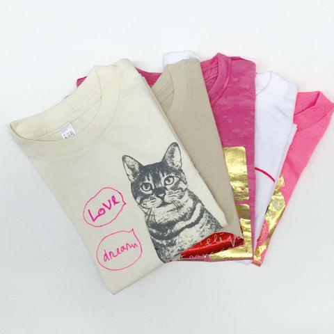 Assorted Tee Set - Gift for Girl