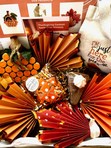 "November ""Pumpkin Warmth"" Box"