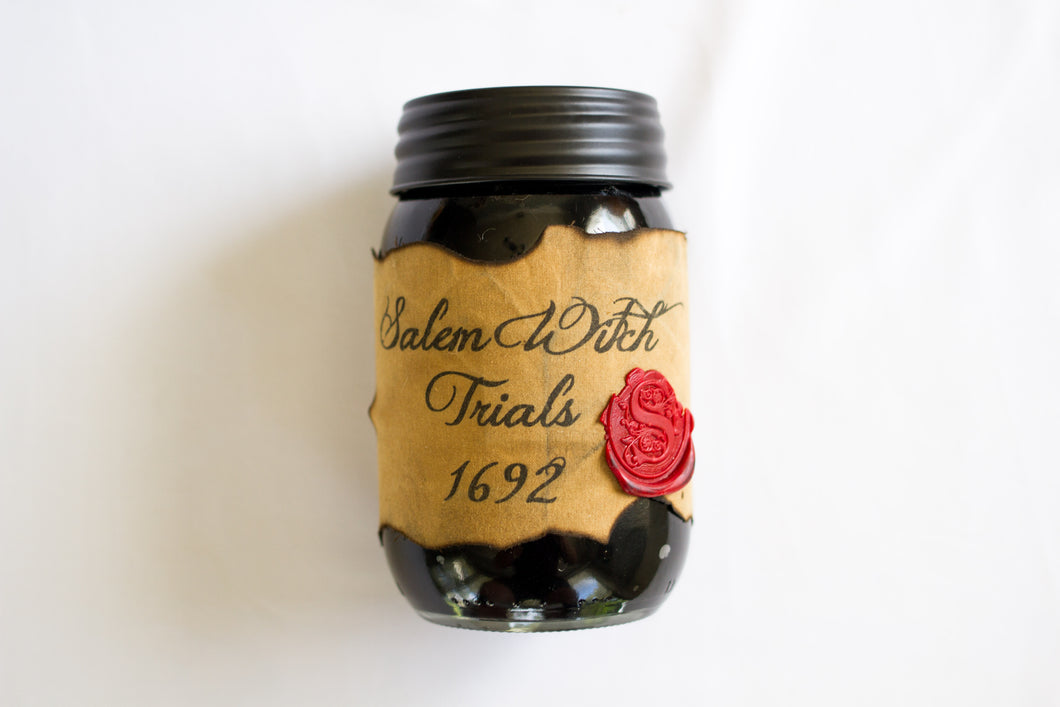 Salem Witch Candle