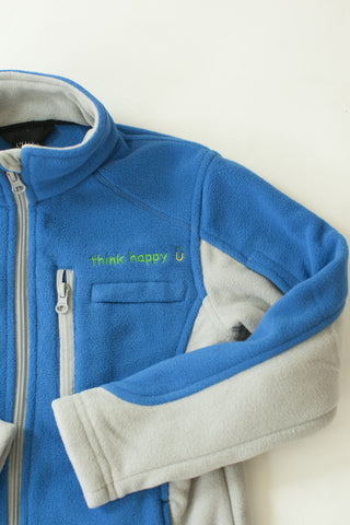 Chemo Cozy Blue Fleece for Children with Cancer