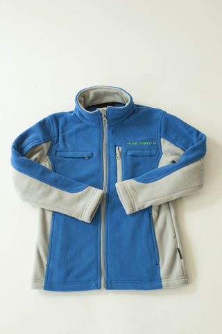 Girls' Fleece Jacket - Blue