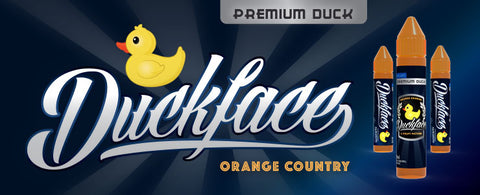 Duckface Orange Country