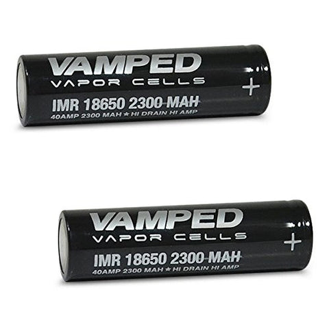 VAMPED Battery 18650