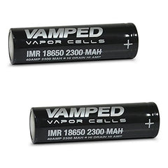 Vamped Vapor Cell Battery 2300mAh 40A