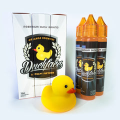 Duckface Orange Country Premium Duck Brand