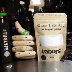 TEAM VAPE LAB - KING OF COTTON