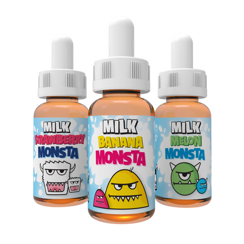 Milk Monsta Juice
