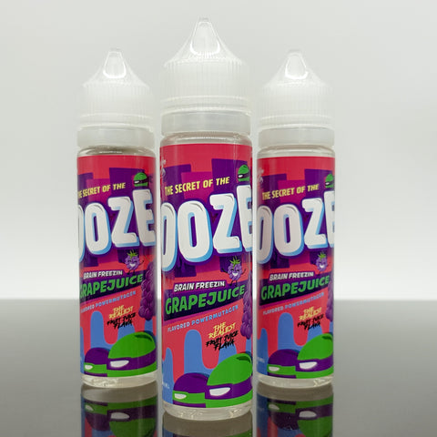 Ooze Grapejuice