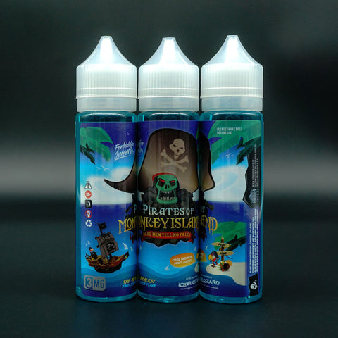 Pirates of Monkey Island Juice