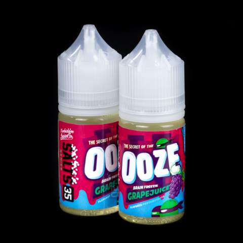 Ooze Grapejuice SALTS Series