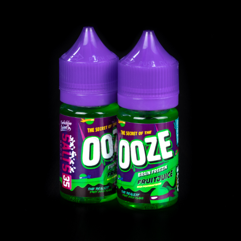 Ooze FruitJuice SALTS Series
