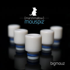 Marshmallow MousPiz DripTips
