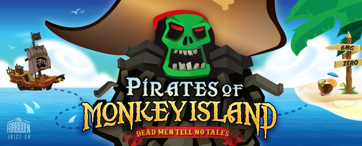Pirates of Monkey Island, Forbidden Juice Co