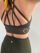 Load image into Gallery viewer, lululemon Free To Be Serene Bra Long Line Light Support, C/D Cup