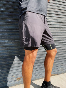 "Pace Breaker Short 7"" Liner (MENS)"