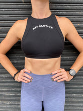 Load image into Gallery viewer, lululemon Free To Be Serene Bra High Neck Light Support, C/D Cup