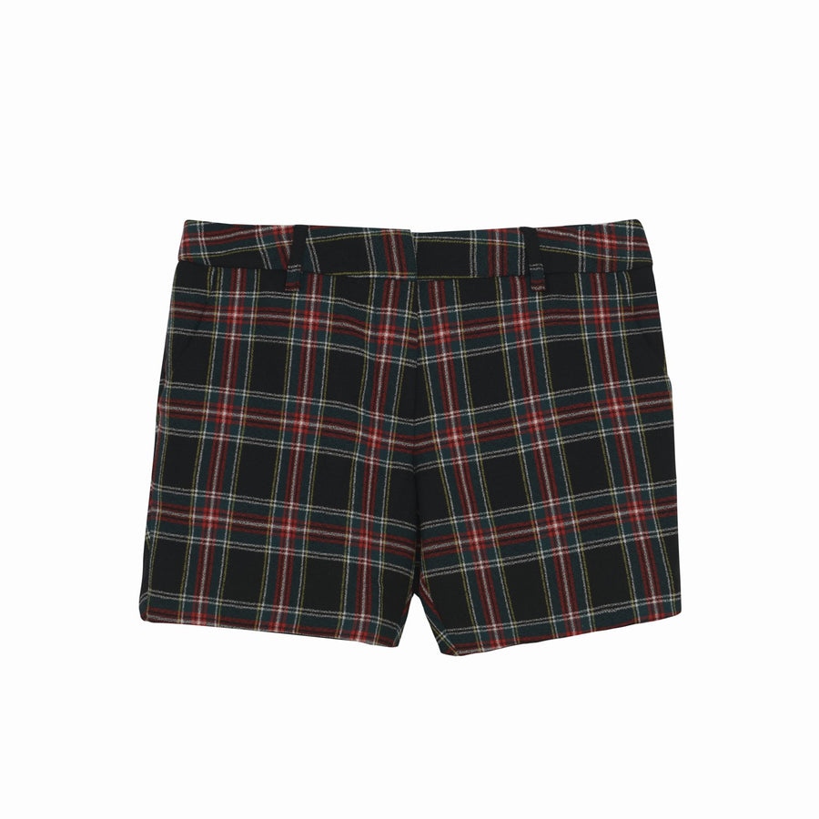 Trouser M.I.N.Y. Pant™ in Red Tartan Plaid.