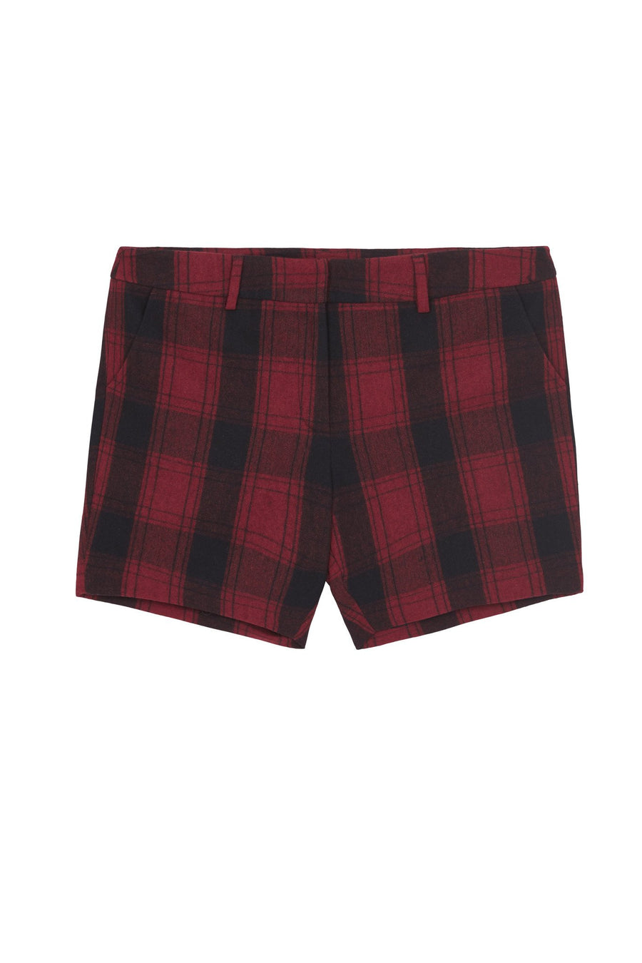 Red Plaid Emery Park Trouser Skinny M.I.N.Y. Pant™