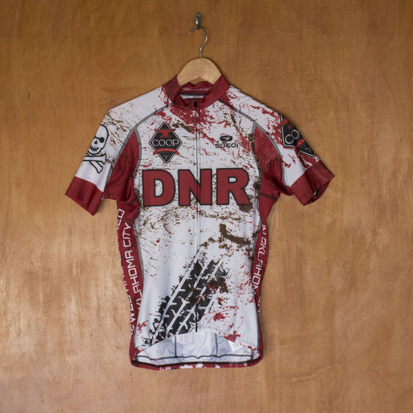 Race Fit DNR Cycling Jersey