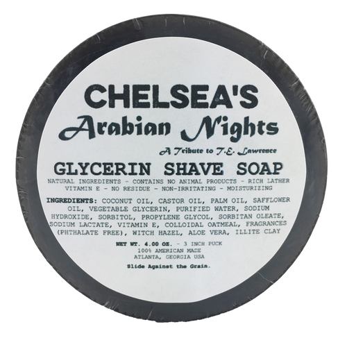 Chelsea's Arabian Nights Shaving Soap