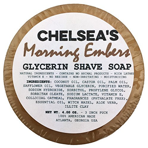 Chelsea's Morning Embers Shaving Soap