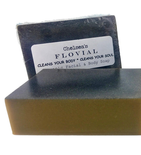 Oregano & Thyme FLOVIAL Soap Bar 3.5 to 4 oz