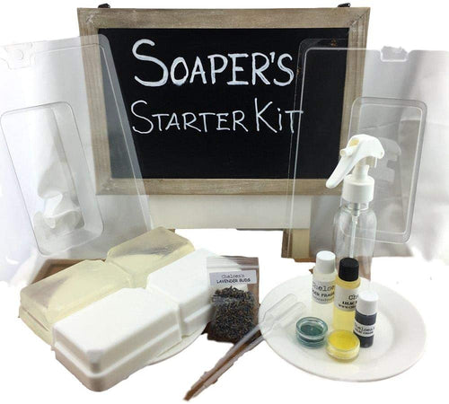 Soaper's *M&P Soap Making Starter Kit 2 lbs.