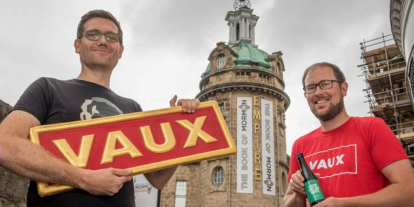 Year in the Life - Vaux Brewery