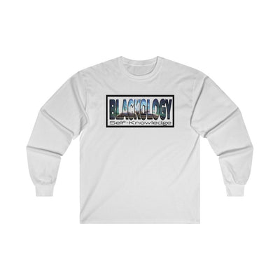 Blackology Ultra Cotton Long Sleeve Tee White