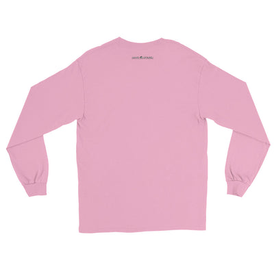 Blackology: Ultra Cotton Long Sleeve Tee: Pink Panther sizes: 3XL-5XL
