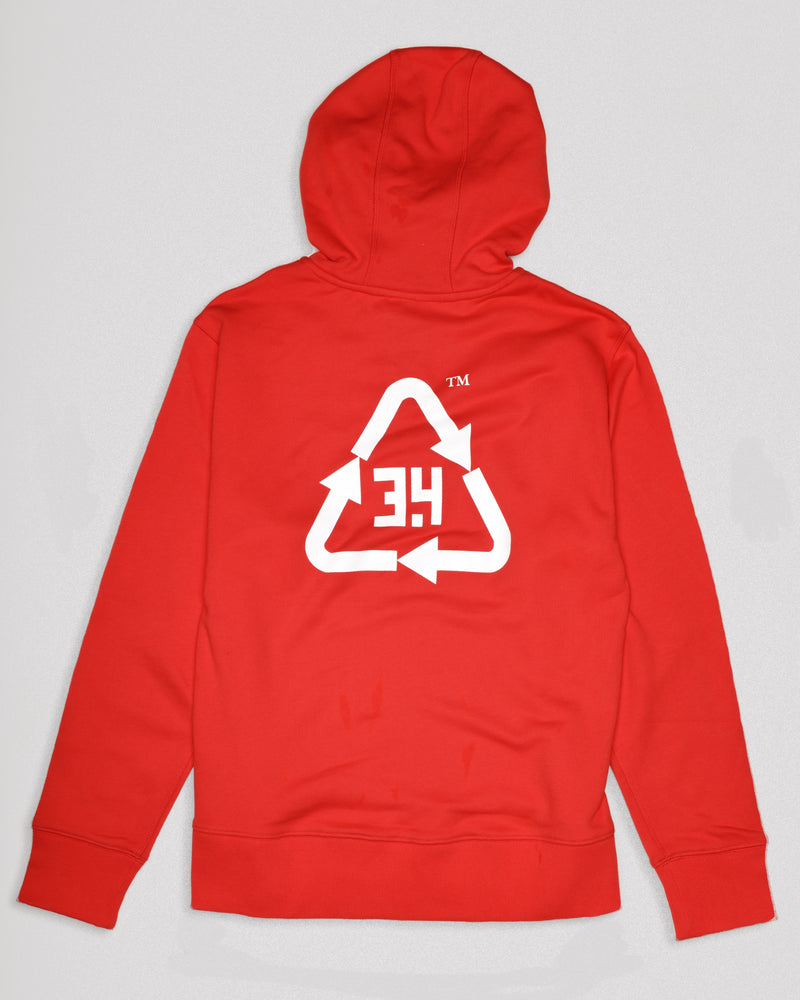 Common Law Hoodie - Red