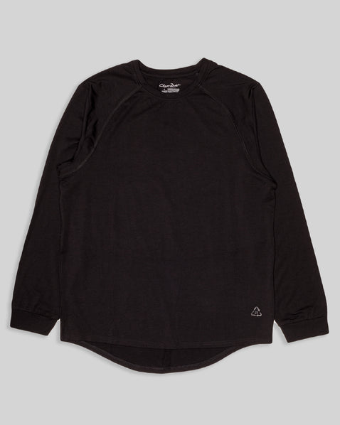 CleanDirt Luxe T - Black