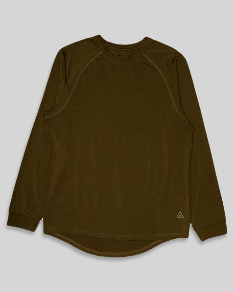 CleanDirt Luxe T - Olive