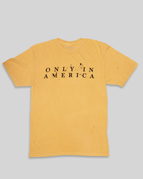 Only In America Tee
