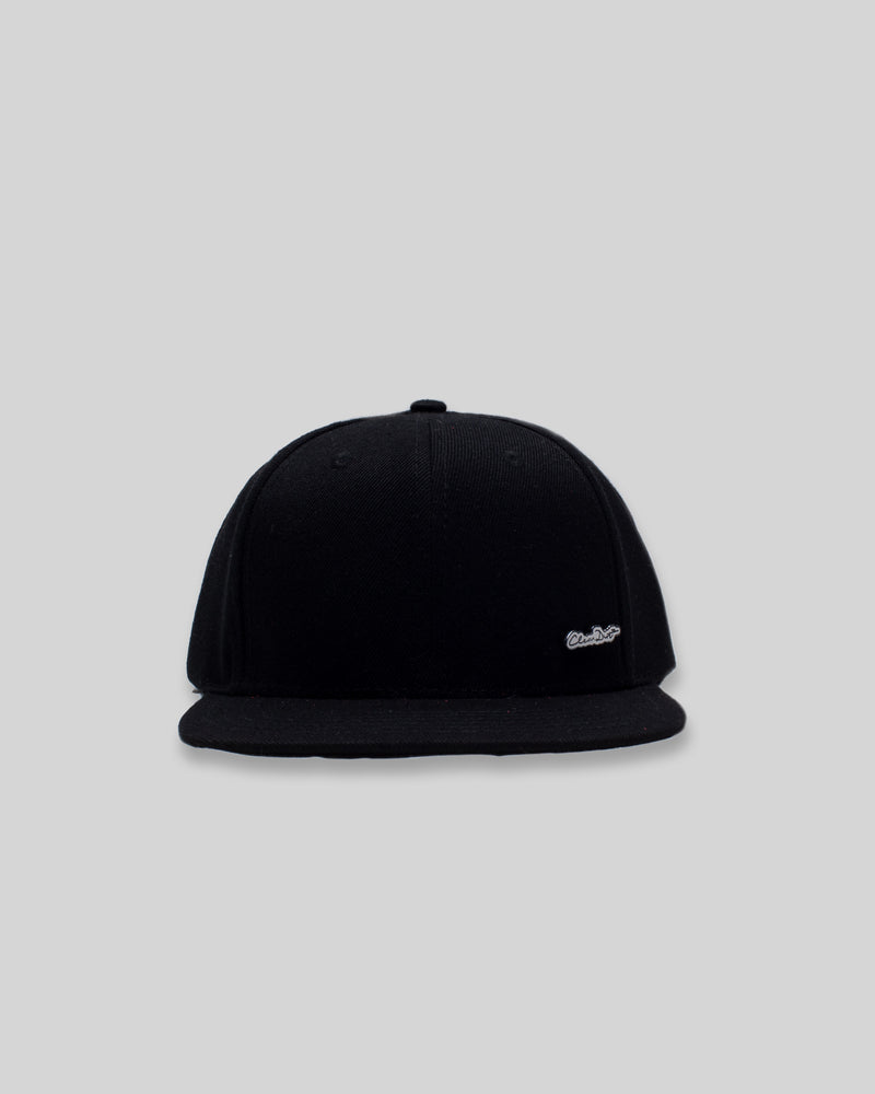 """Leather Strap"" Ball Cap"