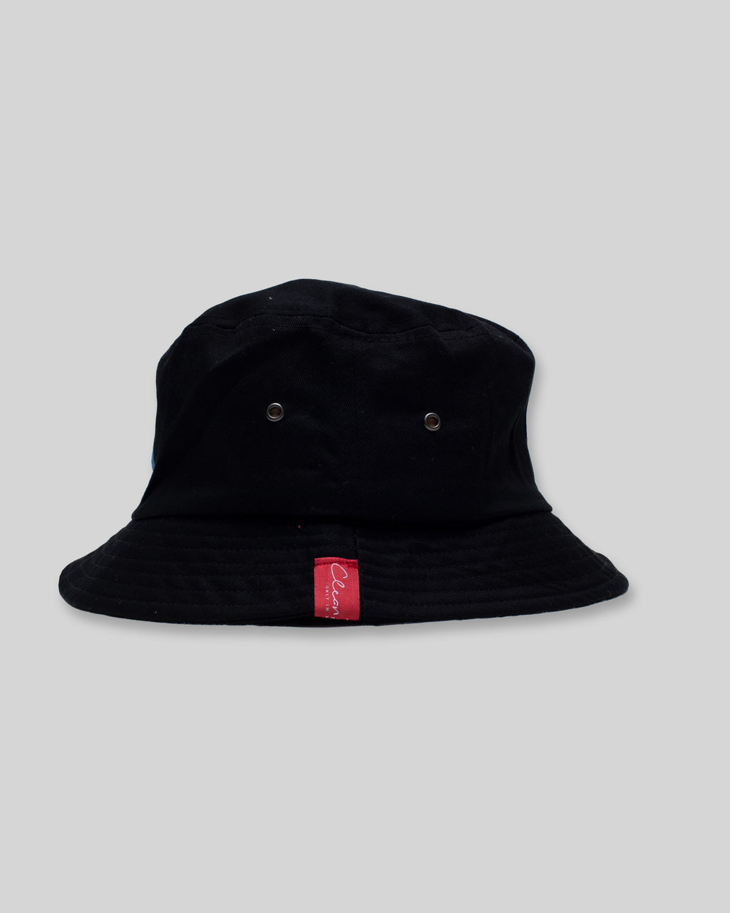 3.4 Metal Eyelet Bucket Hat 5