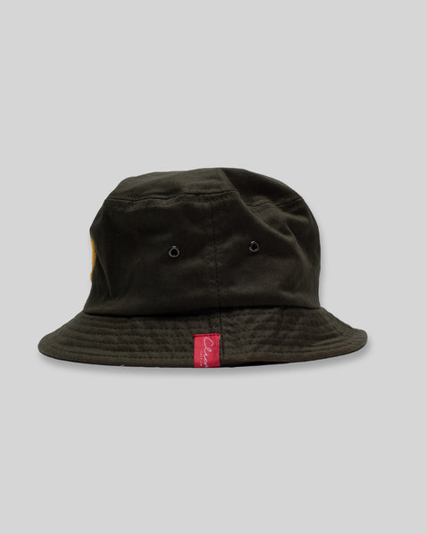 3.4 Metal Eyelet Bucket Hat 2