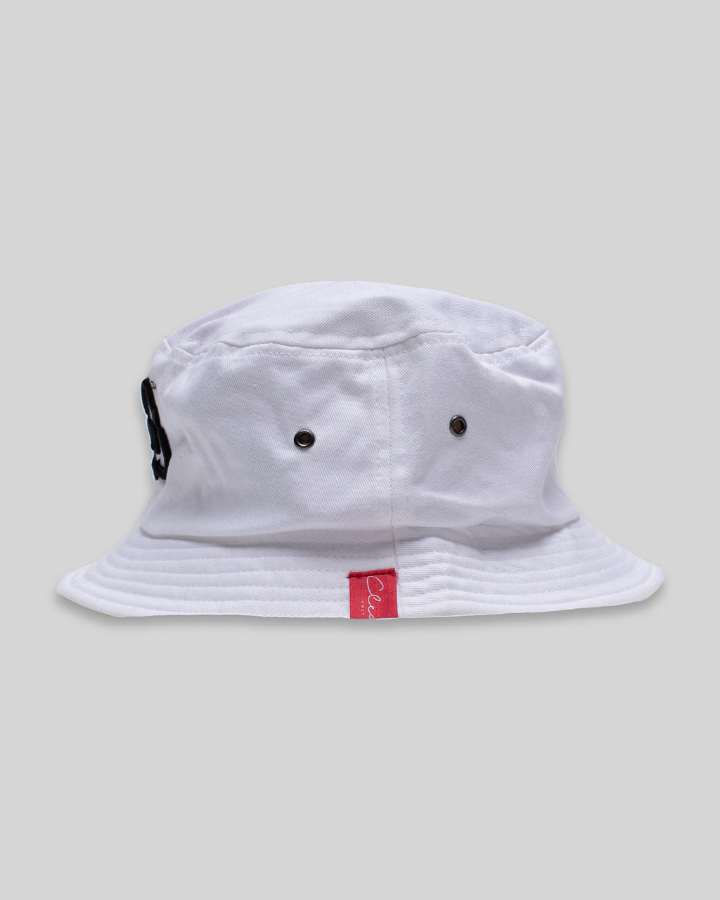 3.4 Metal Eyelet Bucket Hat 6