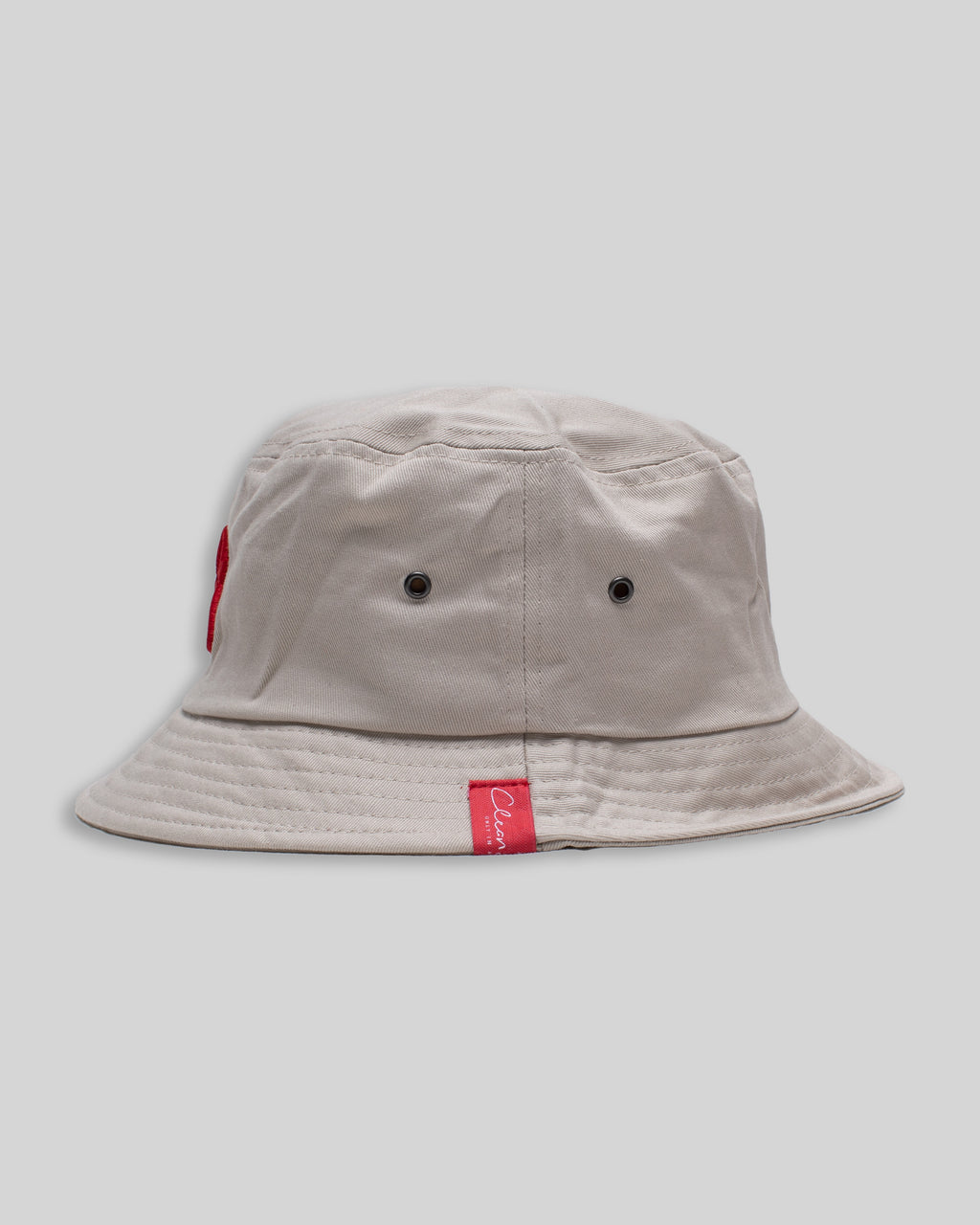 3.4 Metal Eyelet Bucket Hat 3