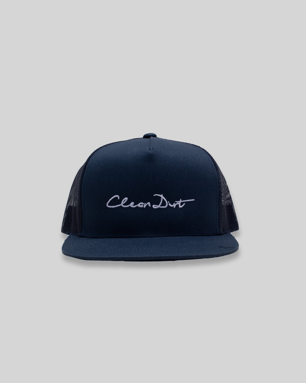 Trucker Hat - Navy Blue