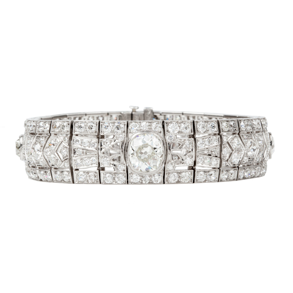 Edwardian Era Diamond Bracelet