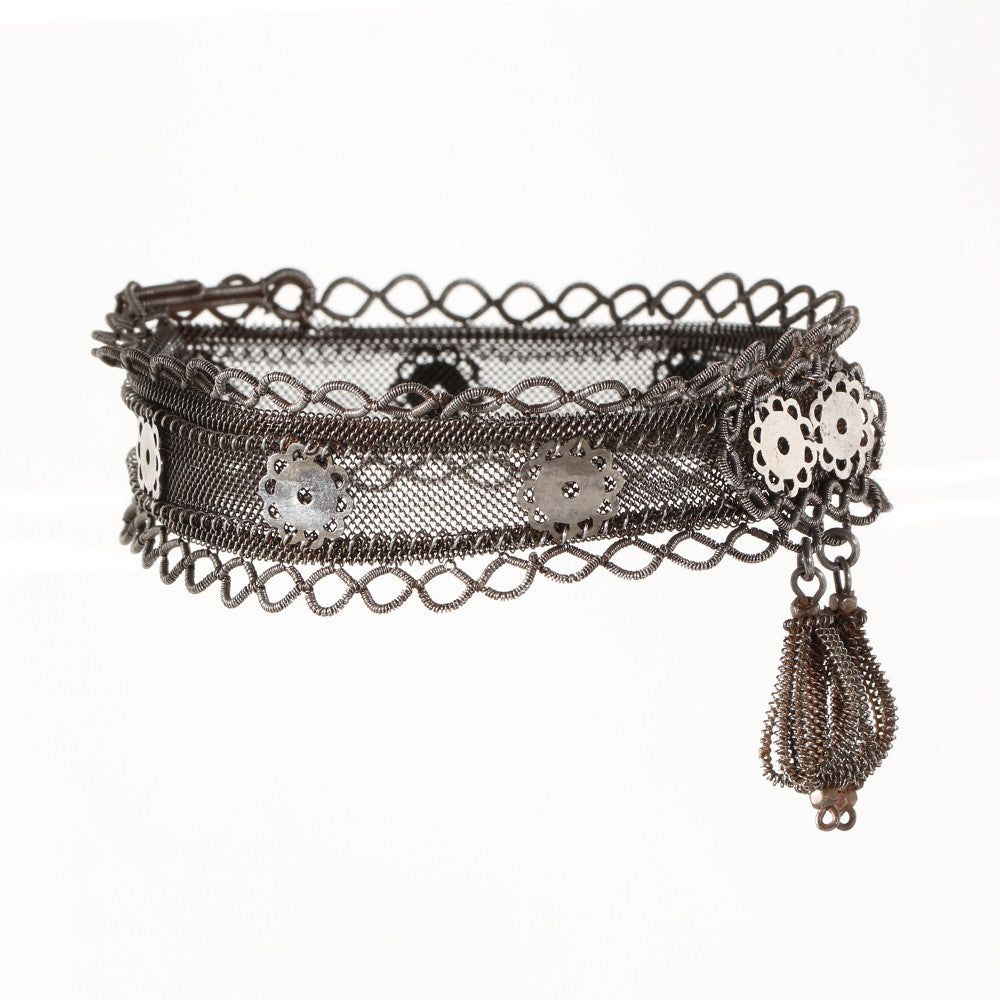 Silesian Iron Bangle
