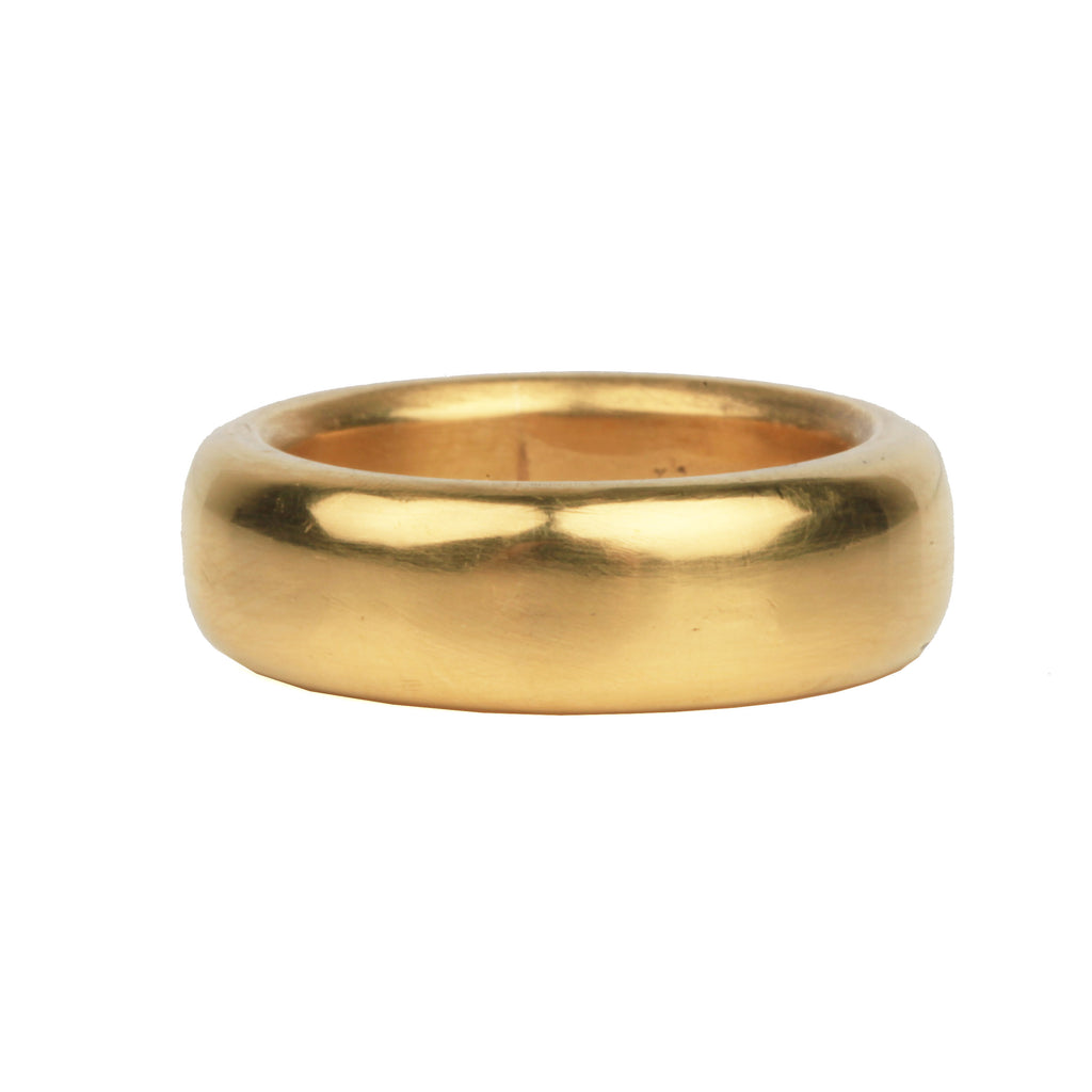 High Carat Gold Band Reserved*