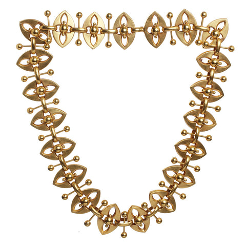 Victorian Era Gilded Necklace