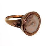 Rare Lover's Eye Ring