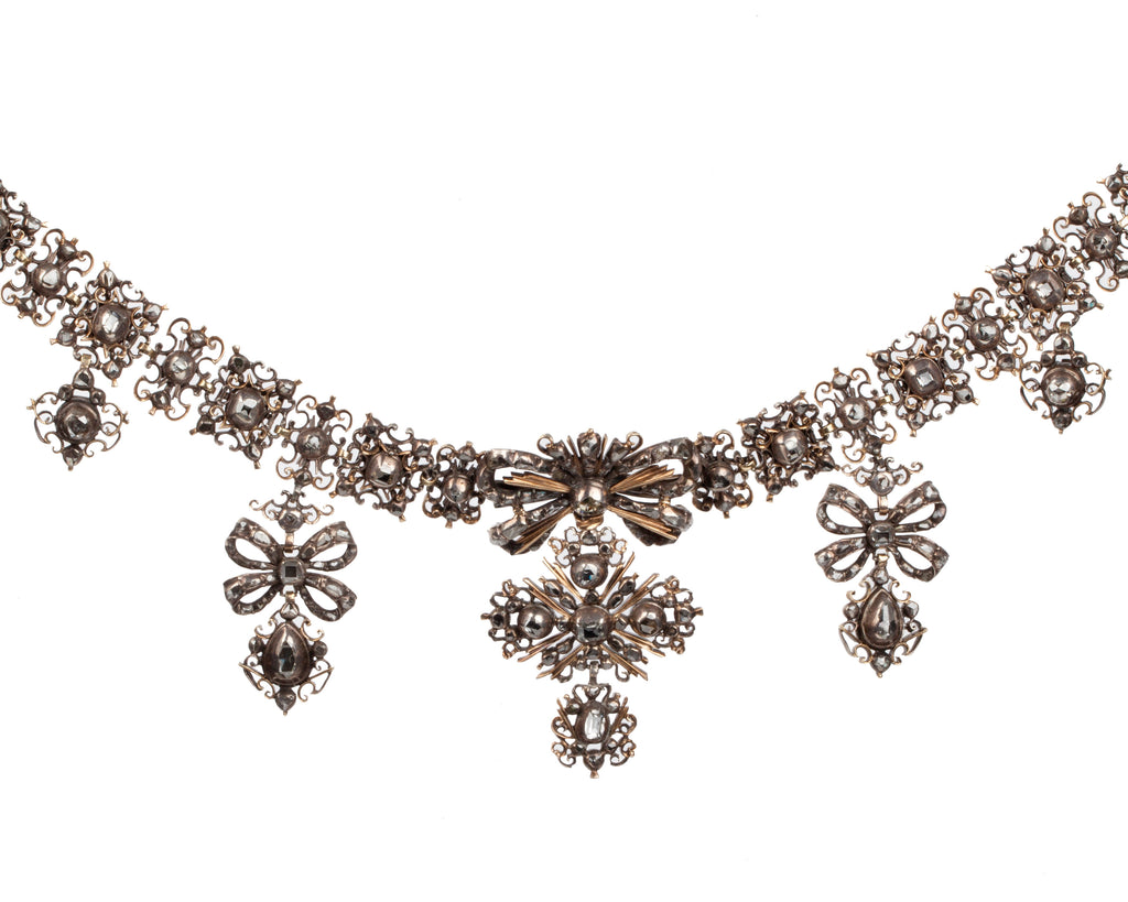 Early 18th Century Iberian Necklace