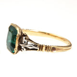 Georgian Emerald Ring