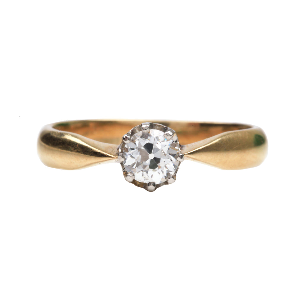 Early 20th Century Diamond Ring