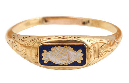 Swedish Friendship Ring