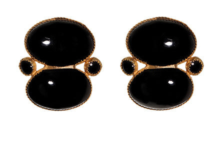 Early 1700's Queen Anne Earrings